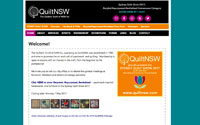 QuiltNSW website