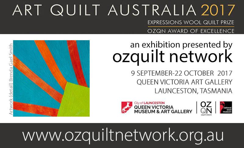 Art Quilt Australia 2017
