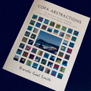 Copa Abstractions Catalogue Cover Brenda Gael Smith