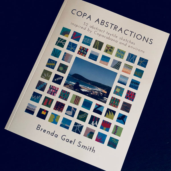 Copa Abstractions Catalogue Cover Brenda Gael Smith